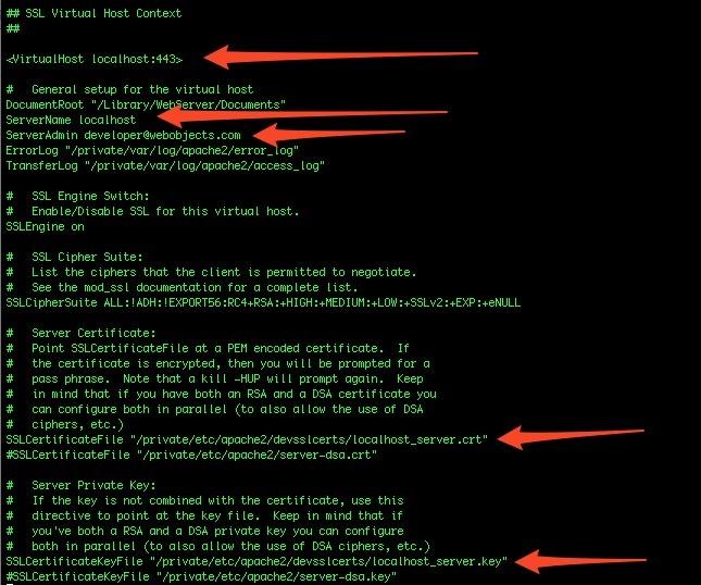 Development-SSL requests via https protocol - Documentation ...