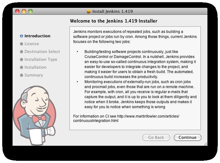 Installing and Configuring Jenkins - Documentation - WOCommunity Wiki