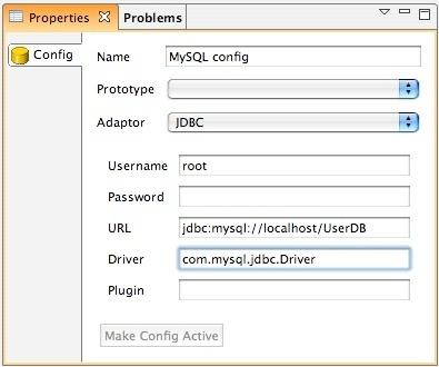 JDBC and Entity Modeler - Documentation - WOCommunity Wiki